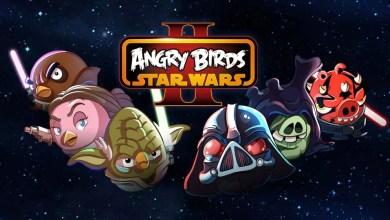 Photo of Angry Birds Star Wars II für Android erschienen