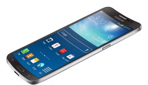 Samsung Galaxy Round das erste Smartphone mit gekrümmten Display ist da! 0