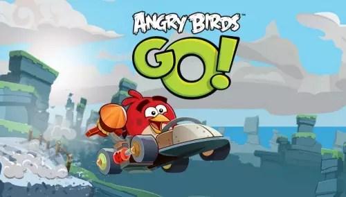 Angry-Birds Go – die Vögel machen die Straßen unsicher 0