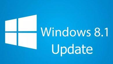 Photo of Windows 8.1 Update NEU