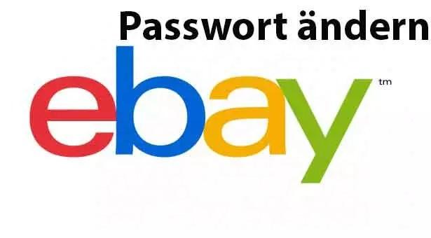 ebay-passwort-aendern