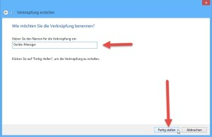 verknüpfung-erstellen-geräte-manager