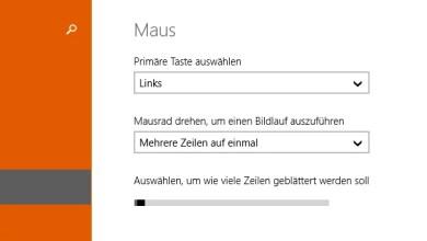 Photo of Maustasten vertauschen bei Windows 8.1