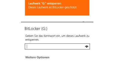 Photo of Windows 8.1 – USB Stick mit BitLocker verschlüsseln