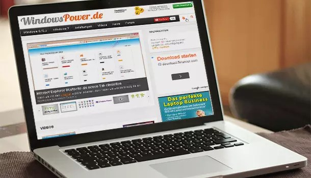 NEUE Themenbereiche Handy und Malware bei windowspower.de 0