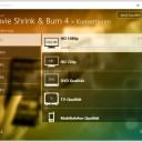 Ashampoo Movie Shrink & Burn 4 – Videos umwandeln und verkleinern + Gewinnspiel 5 Vollversionen 3