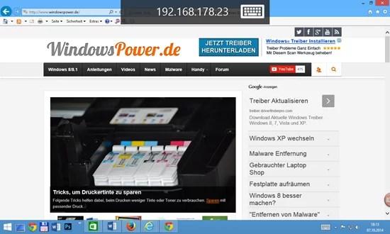 Microsoft Remote Desktop App- Windows Phone