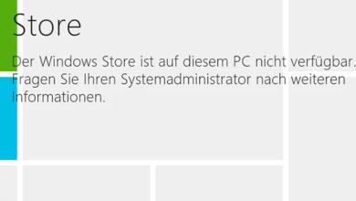 Photo of Windows Store deaktivieren unter Windows 8.1
