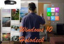Photo of Windows 10 kommt mit Holodeck
