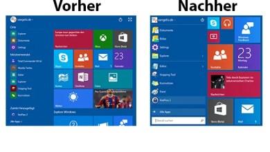 Windows 10 – Altes Startmenü aktivieren 0