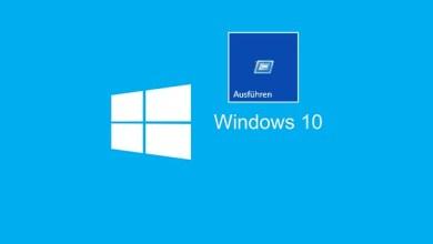 Windows 10 – Ausführen ins Startmenü hinzufügen 0