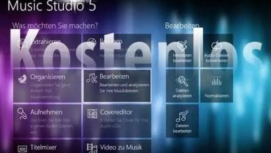 Photo of Ashampoo Music Studio 5 – Kostenlos