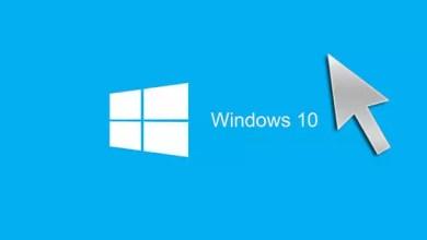 Zeigerschatten aktivieren/deaktivieren bei Windows 10 0