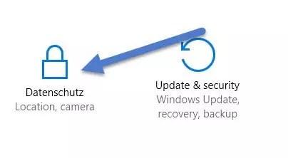 Tech :  Activer la caméra webcam dans Windows 10  infos