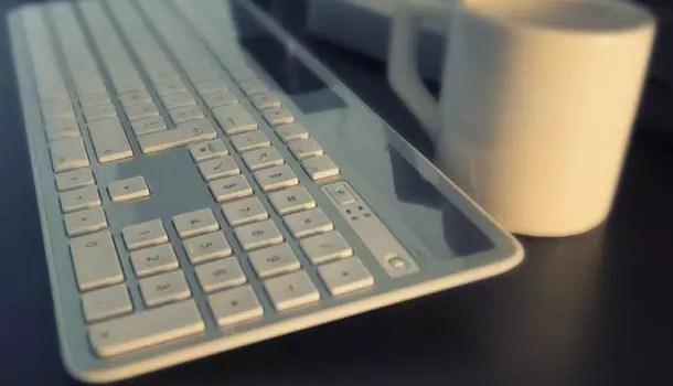 Wenn die Tastatur nicht funktioniert 0