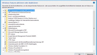 Photo of Versteckte Funktionen von Windows 10 aktivieren
