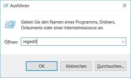 """Windows 10 Den Zusatz """"Verknüpfung"""" entfernen auf dem Desktop 1"""