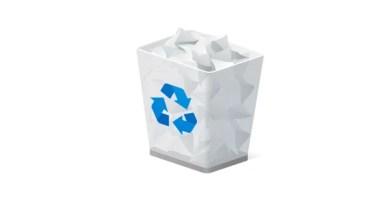 Photo of Papierkorb leert sich nicht bei Windows 10