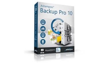 Photo of Ashampoo Backup Pro 10 – Backup-Programm mit Cloud-Anbindung + 10 Lizenzen zu gewinnen