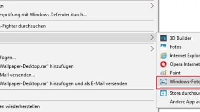 Photo of Alte Fotoanzeige unter Windows 10 aktivieren