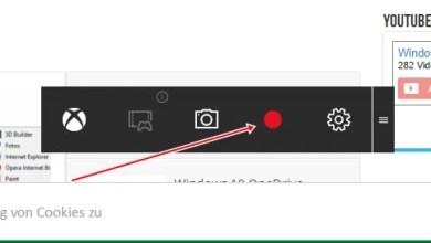 Photo of Windows 10 Bildschirm aufnehmen