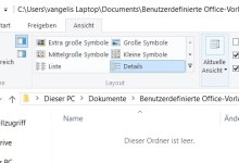 Photo of Windows Explorer: Vollständigen Pfad in der Titelleiste anzeigen