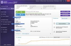 Ashampoo HDD Control 2017