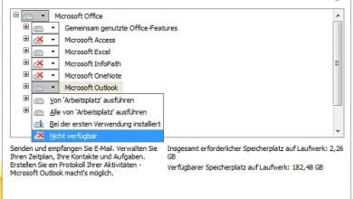 Photo of Microsoft Outlook deinstallieren
