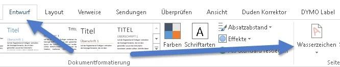 wasserzeichen