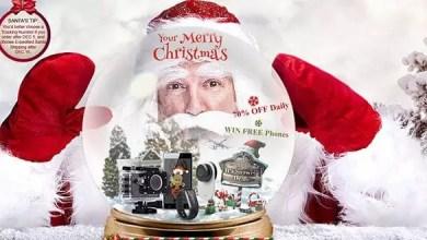 Photo of Weihnachtsaktion bei Gearbest mit Super Preisen