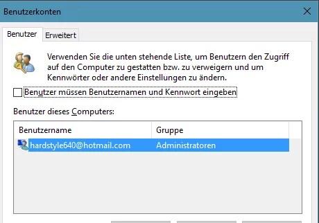 Windows 10 Passwortabfrage deaktivieren NEU! 0