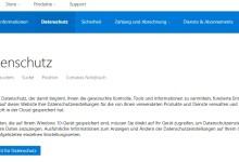 Photo of Windows 10 gesammelte Nutzerdaten anzeigen lassen & löschen