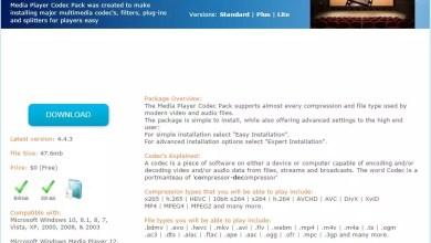 Windows Mediaplayer Codec Pack 0