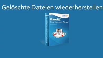 Photo of EaseUS Data Recovery Wizard 11.0 + 3 Lizenzen zu gewinnen