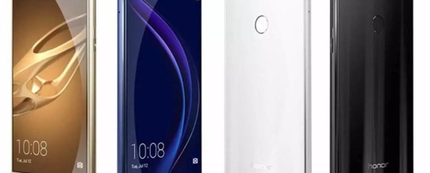 Huawei Honor 8 bei Gearbest.com für 317€ nur 150 St. 0