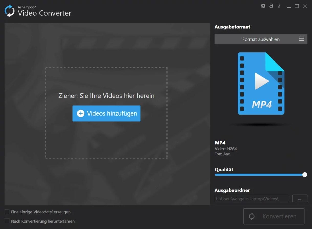 Ashampoo Video Converter ausprobiert – 5 Lizenzen zu gewinnen 1