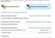 Photo of Windows 10 Anmeldeinformationsverwaltung