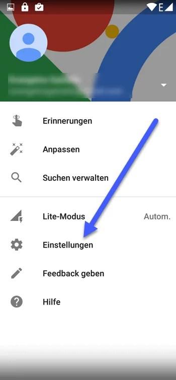 Android: Ok Google deaktivieren – So geht's 2