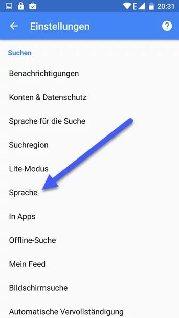 Android: Ok Google deaktivieren – So geht's 3