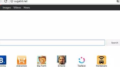 Sugabit.net Virus entfernen löschen Browser Weiterleitungen stoppen 0