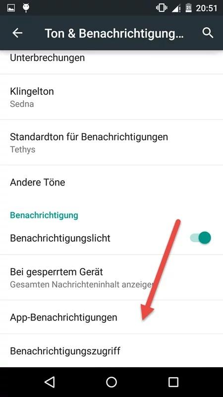 app-benachrichtigungen
