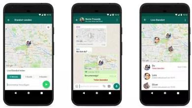 Live-Standort teilen – neue Funktion bei WhatsApp – so geht's 0