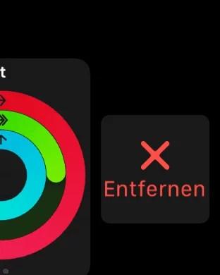 Zuletzt verwendete Apps löschen