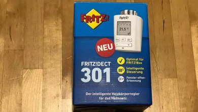 FRITZ!DECT 301 Thermostat