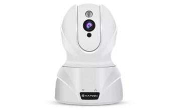 Photo of WLAN IP Überwachungskamera von YATWIN ausprobiert – 1080P HD