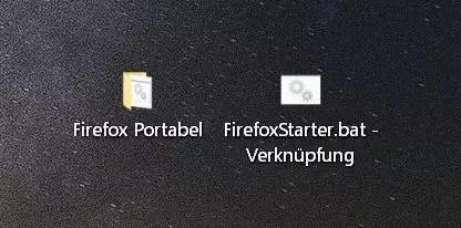 beide dateien auf dem desktop
