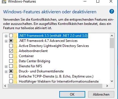 Windows Media Player Deinstallieren 0