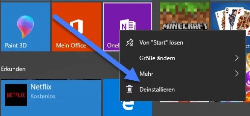 Windows 10: OneNote deinstallieren entfernen – so geht's 0