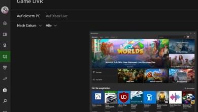 Photo of Game DVR- Der Aufzeichnungsassistent für Spieler unter Windows 10