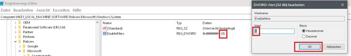 Windows 10 Telefon deaktivieren 9